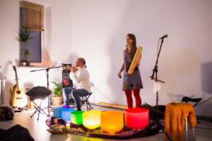 Soundlove Medicine_Seans RElaksacyjny : Ruch - Dźwięk - Oddech