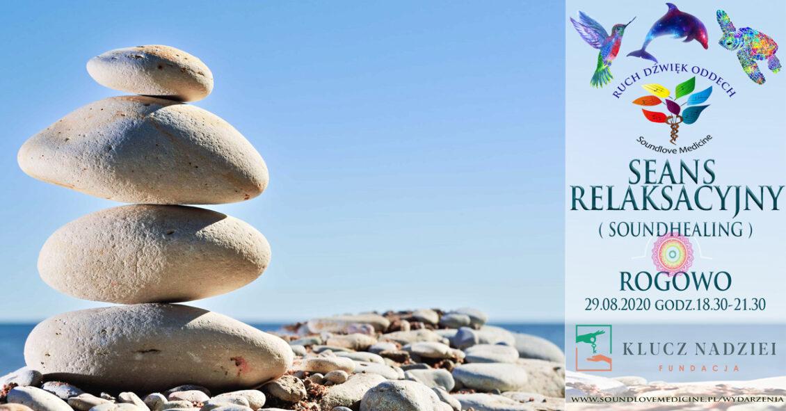 Koncert relaksacyjno - medytacyjny_Soundlove Medicine